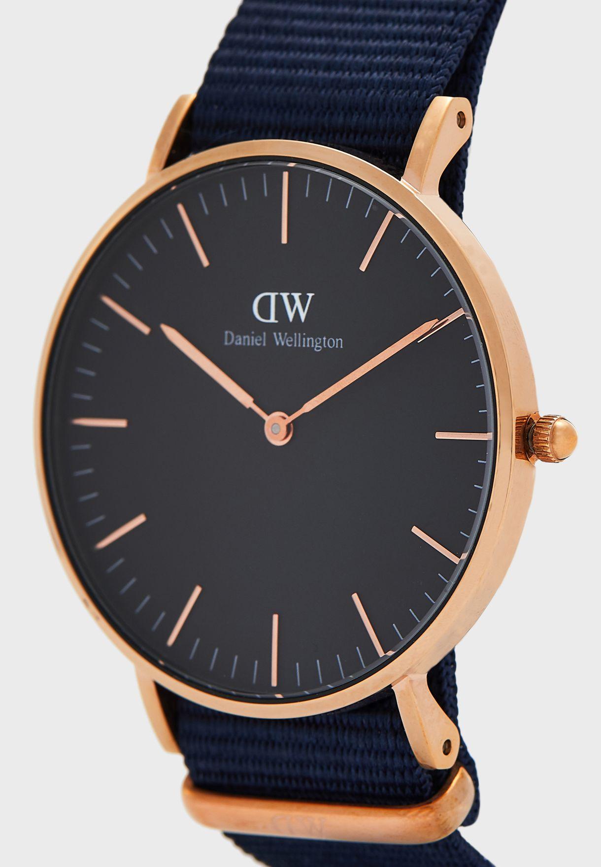 Classic 36 Bayswater Watch