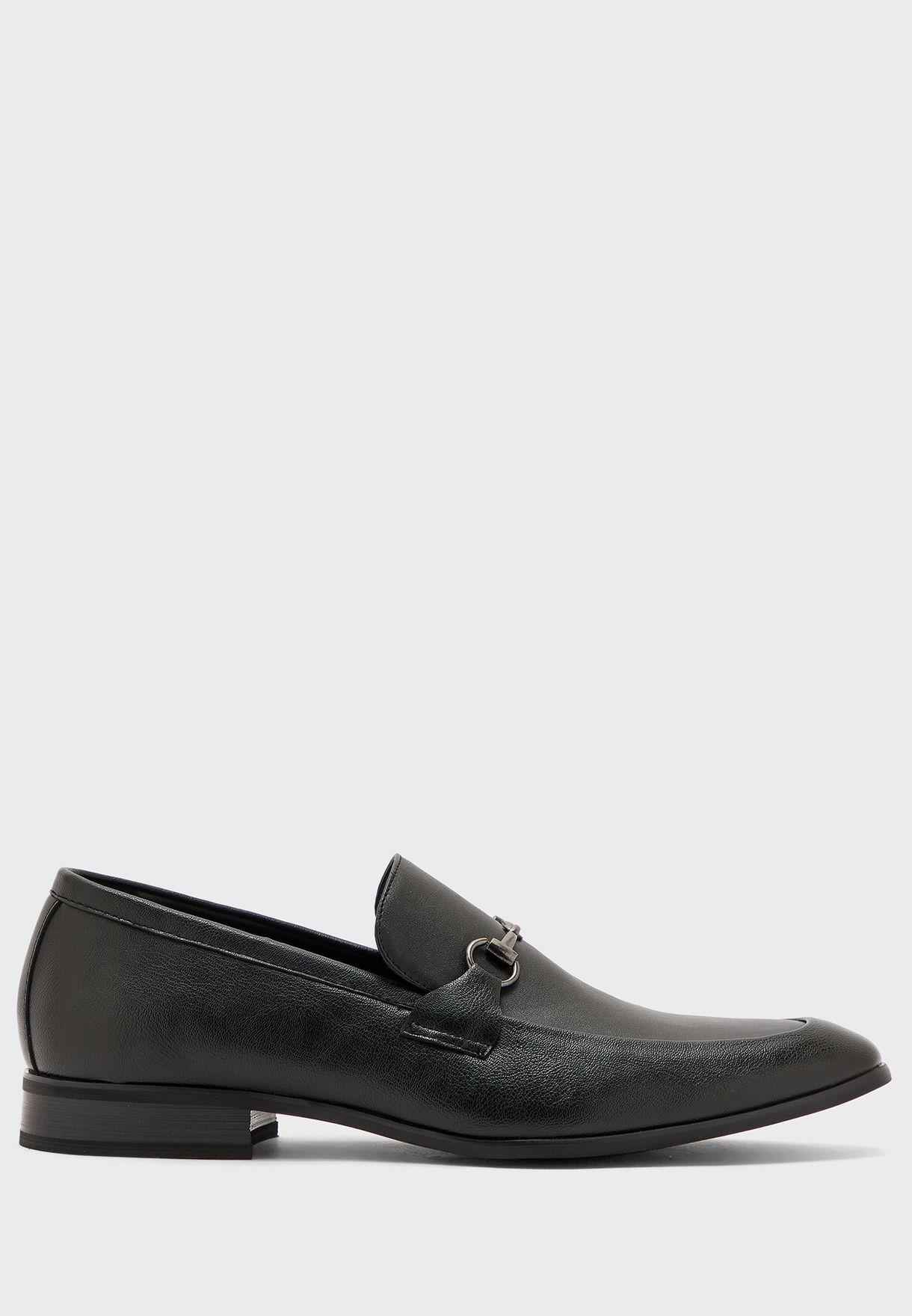 Horsebit Trim Formal Loafers