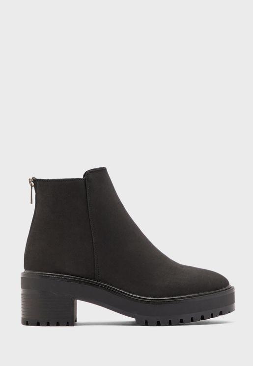 Wide Fit Vmmelba Boot