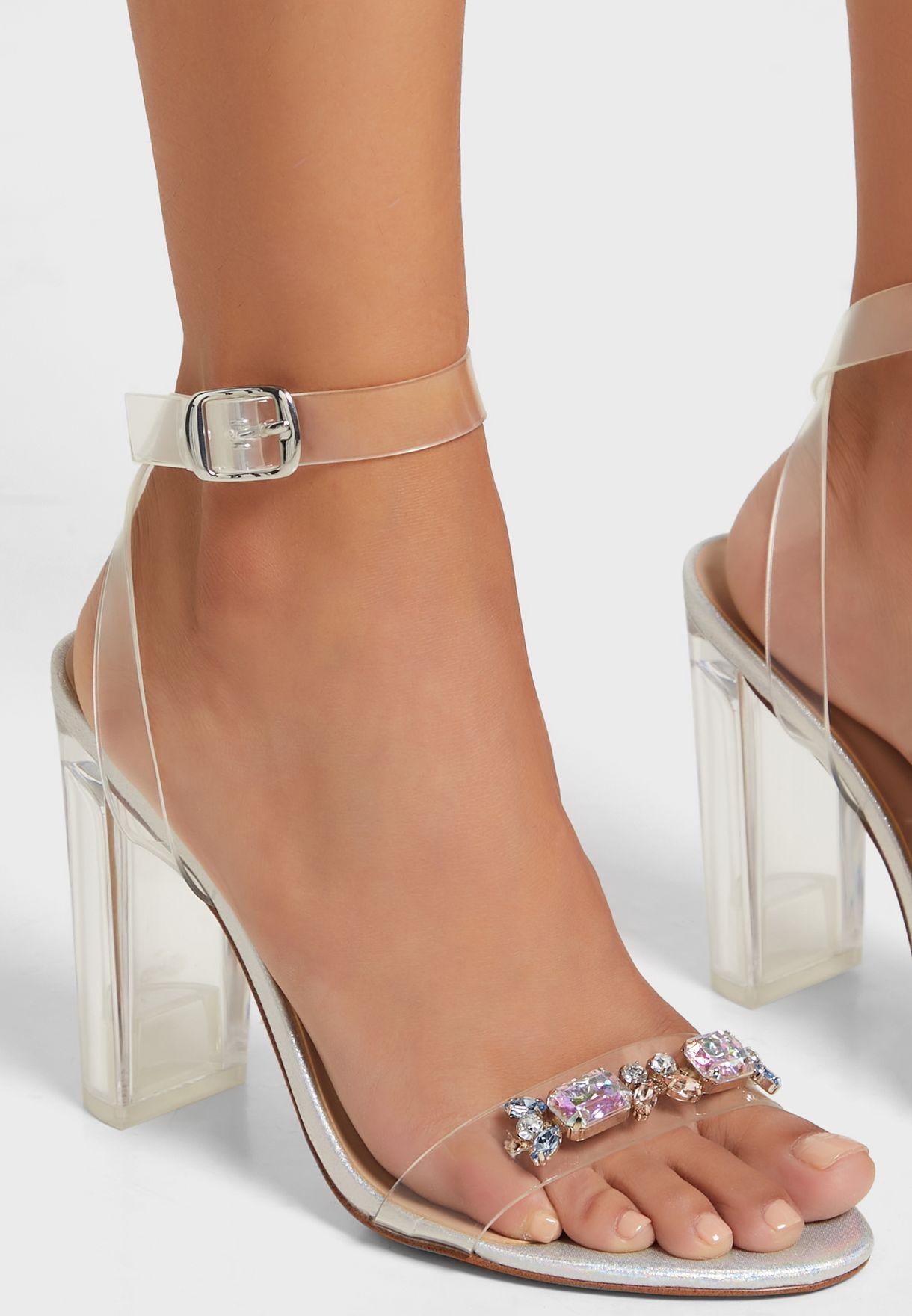 Aniwien Mid Heel Sandal
