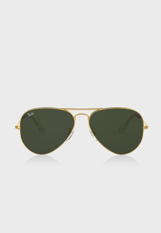 a8b1537178a 0RB3025 Aviator Sunglasses. PREMIUM. Ray-Ban