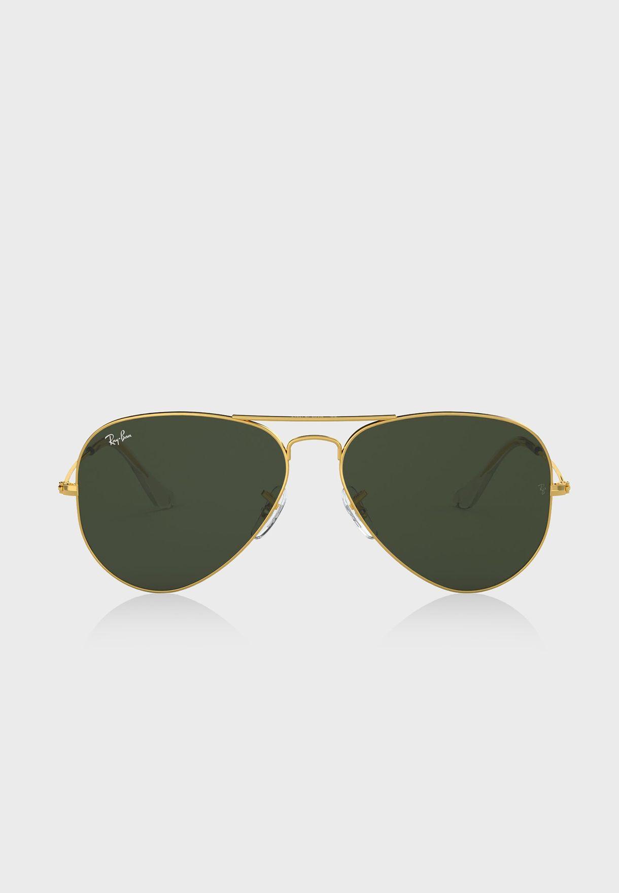 نظارة شمسية أفياتور 0RB3025