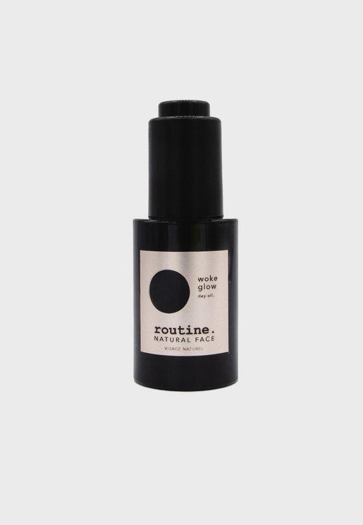 Woke Glow Face Day Oil - 30Ml