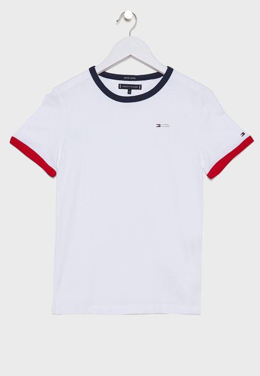 Teen Ringer T-Shirt