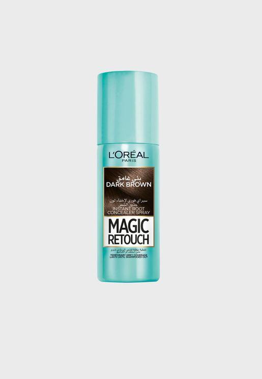 Magic Retouch Hair Color Dark Brown