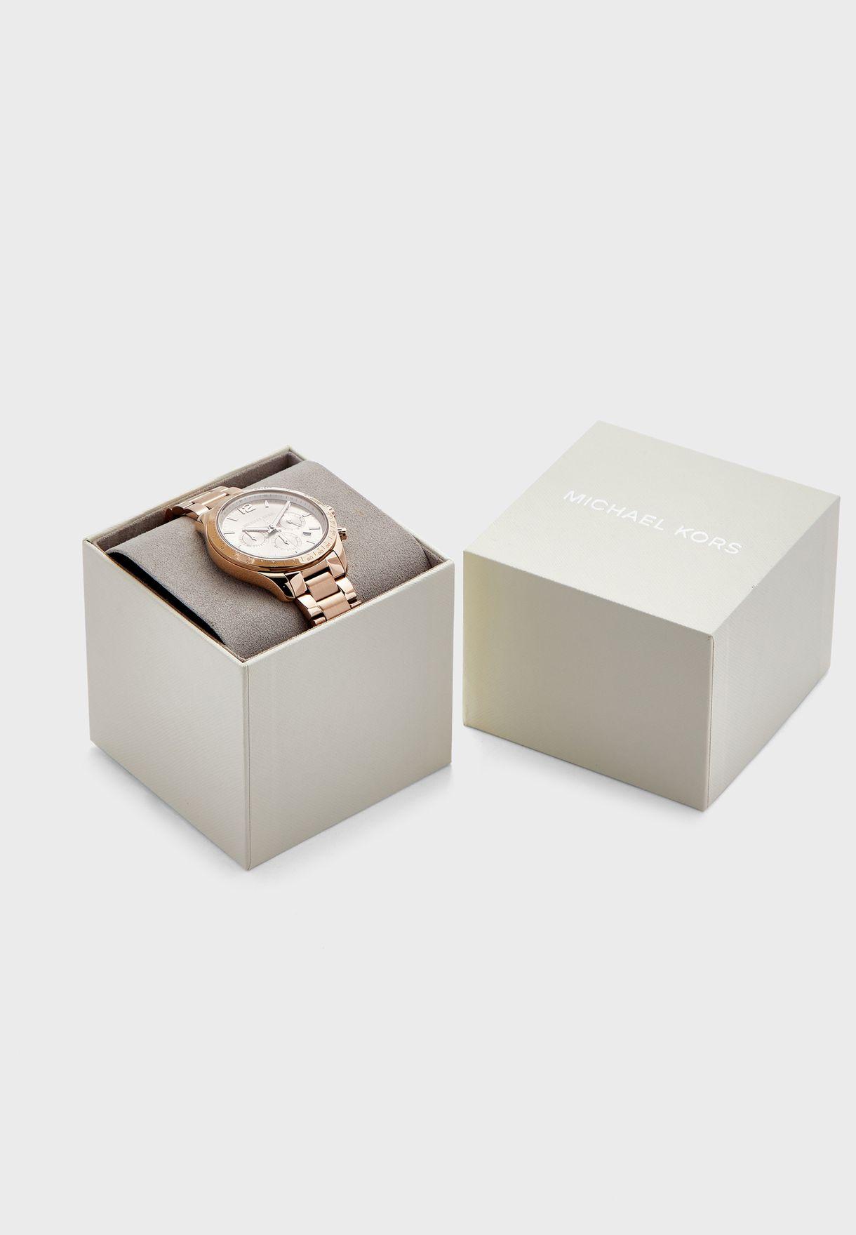 MK6796 Layton Analog Watch