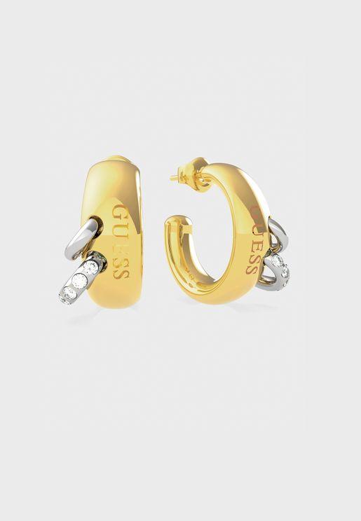 Mini Piercing Hoop Earrings