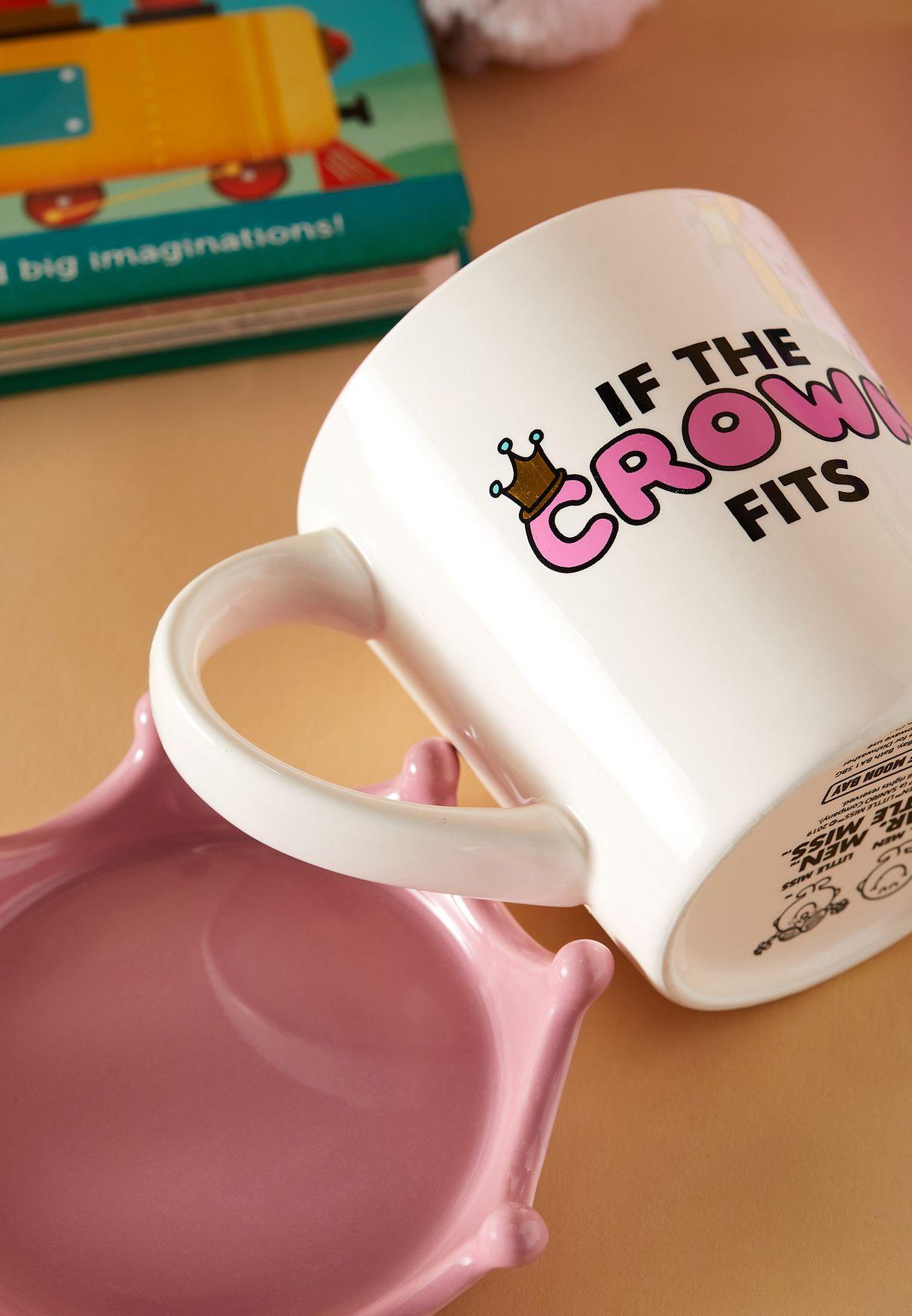 Little Miss Princess Mug