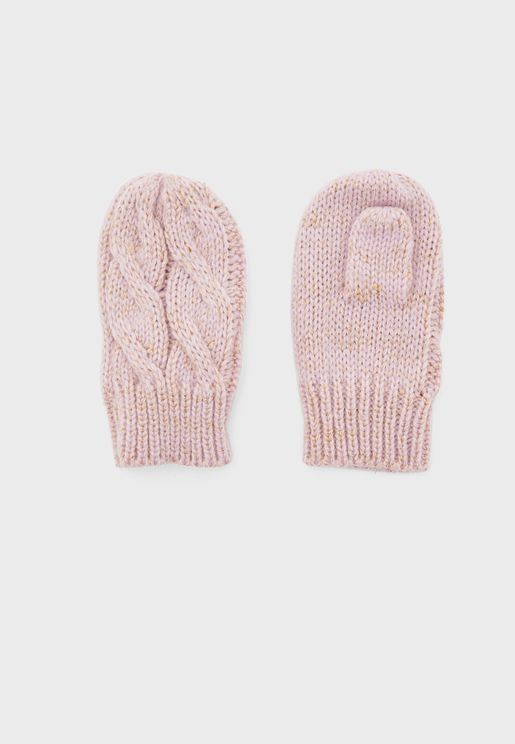 Little Knitted Mittens