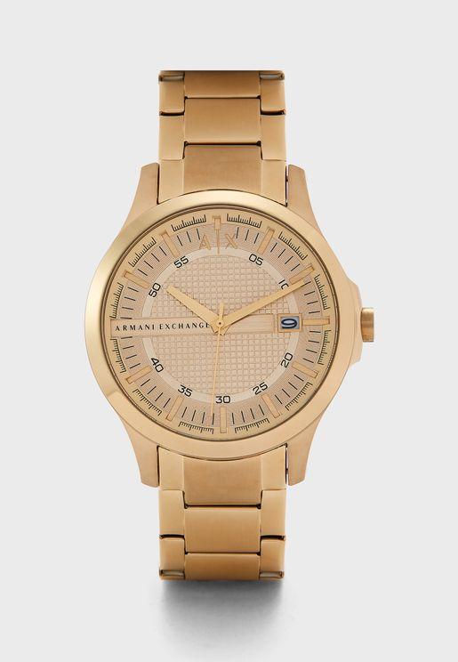 Hampton Analog Watch