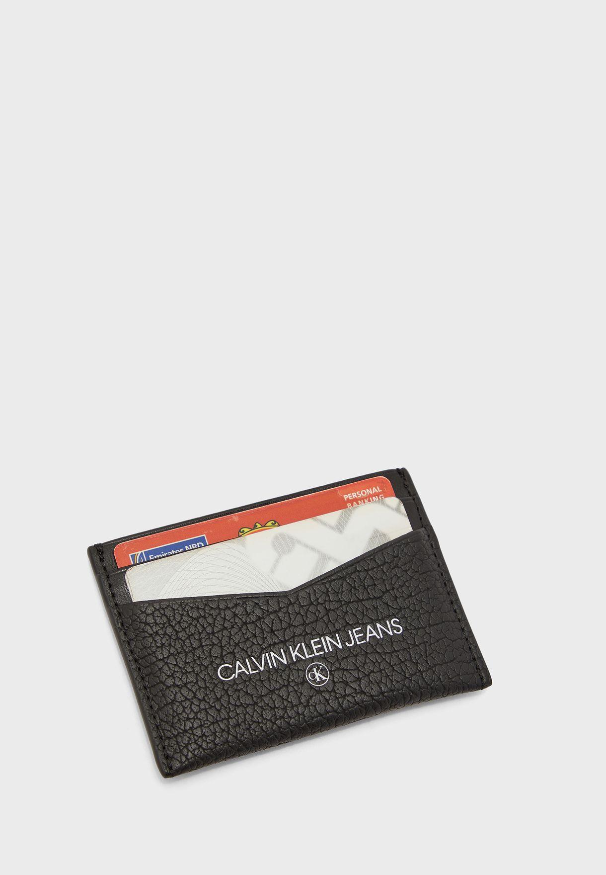 Logo Cardholder