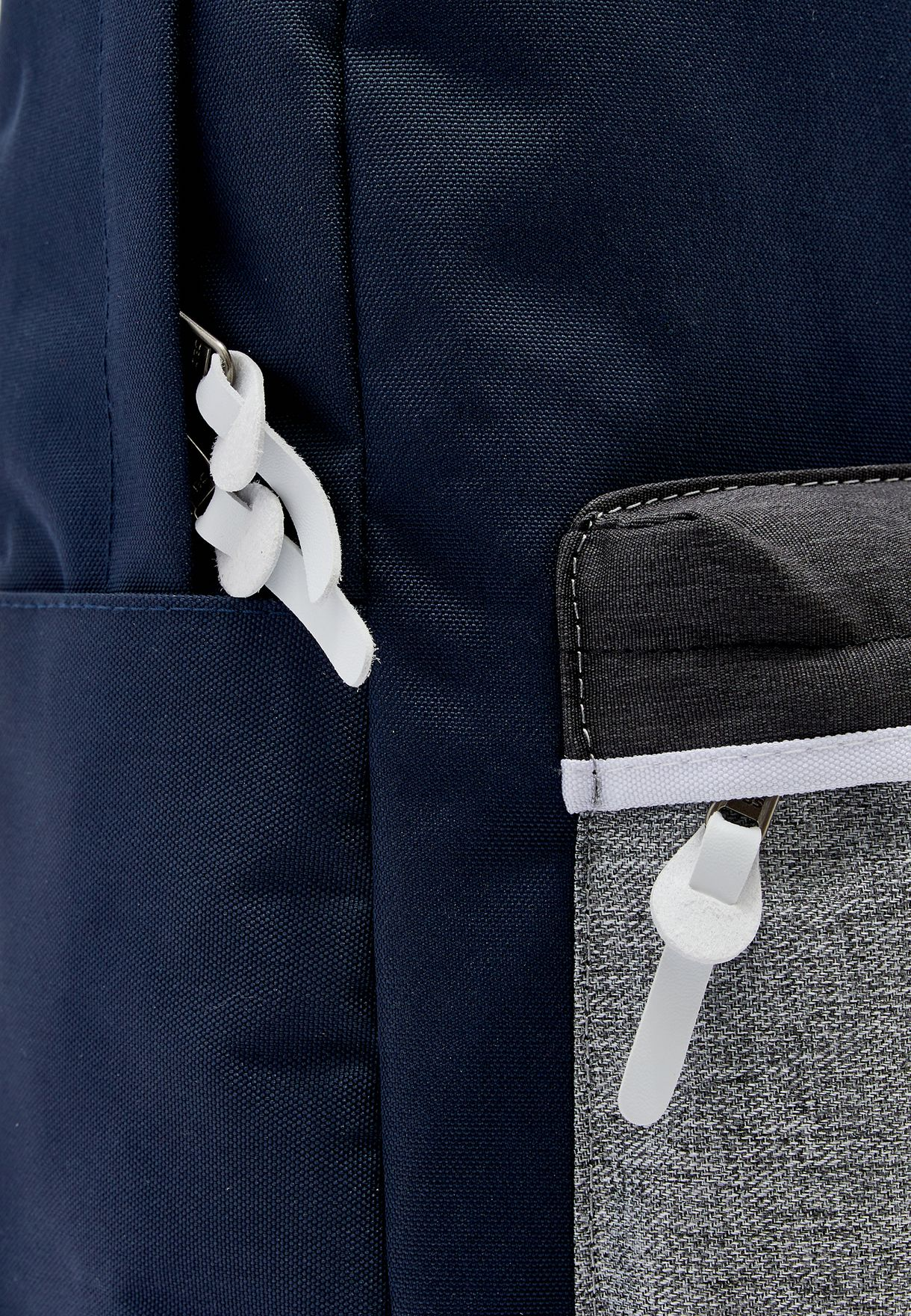 Front Pocket Backpack With Comfort Padding