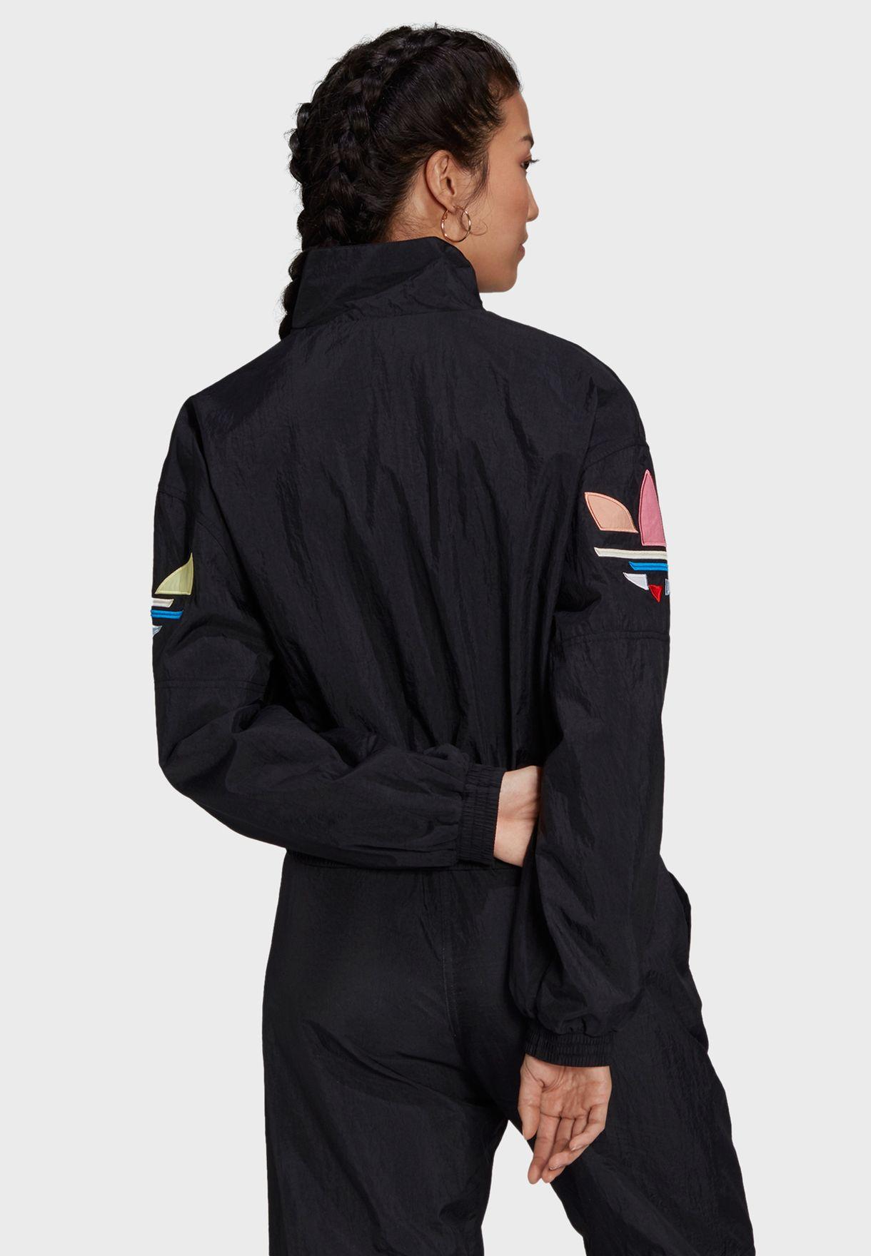 Trefoil Track Jacket