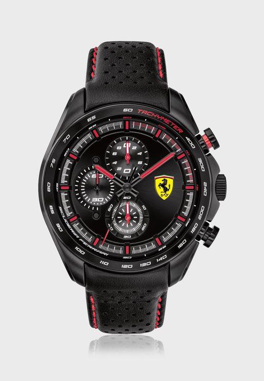 830647 Speedracer Watch