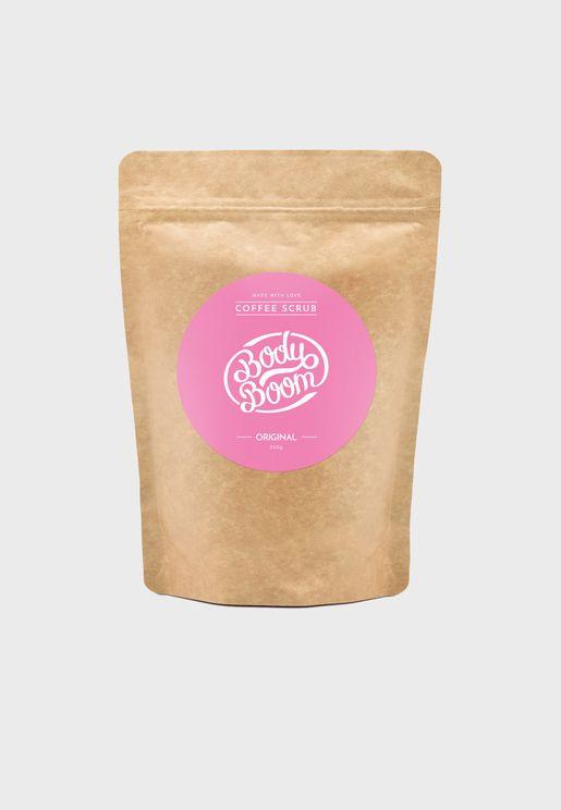 مقشر للجلد بالقهوة - اوريجينال 100 جم
