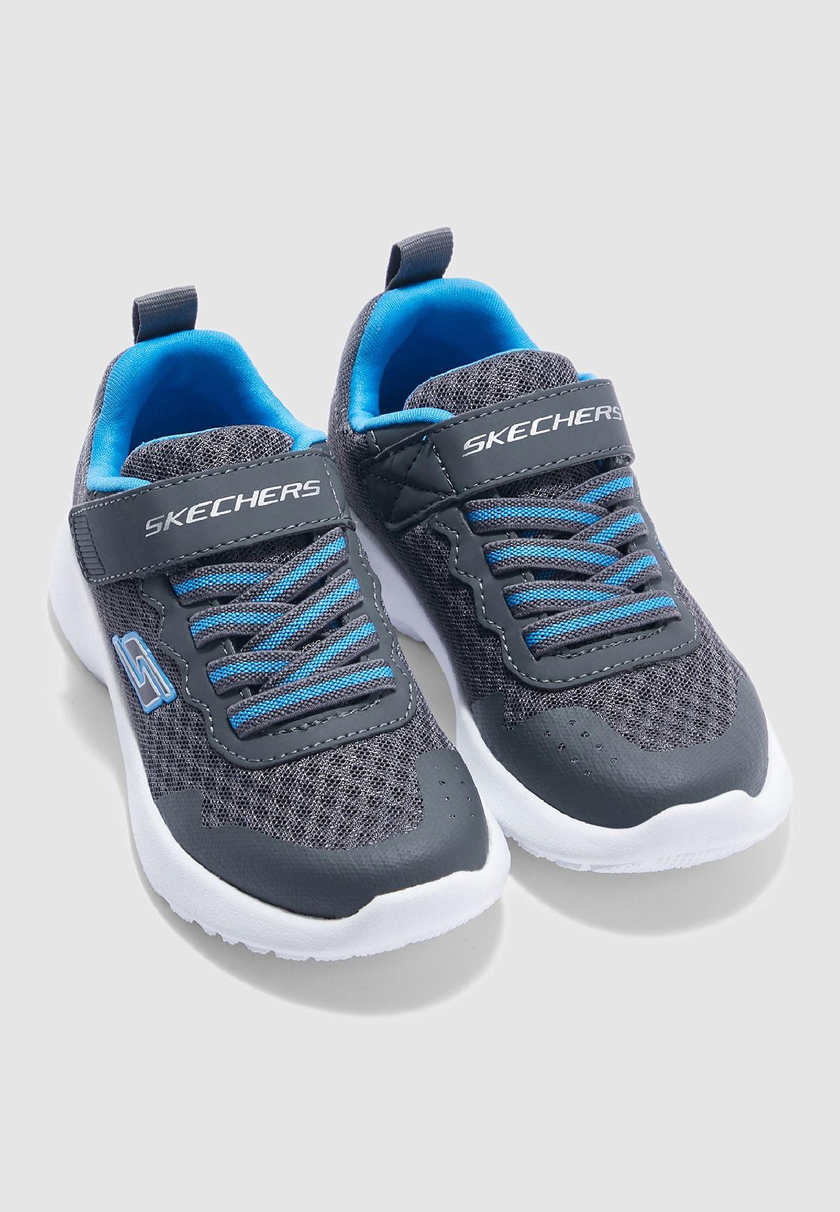 حذاء ديناميت للاطفال