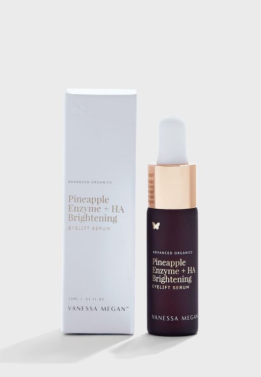 Vanessa Megan Pineapple Enzyme And Ha Brightening Eyelift Serum