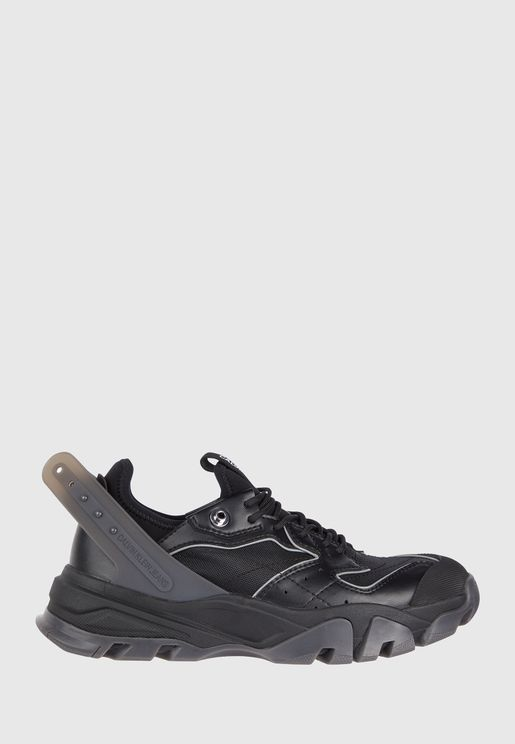 Chunky Sole Laceup Sneaker