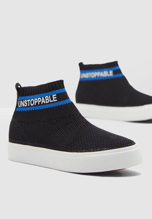 Kids Sock Sneaker