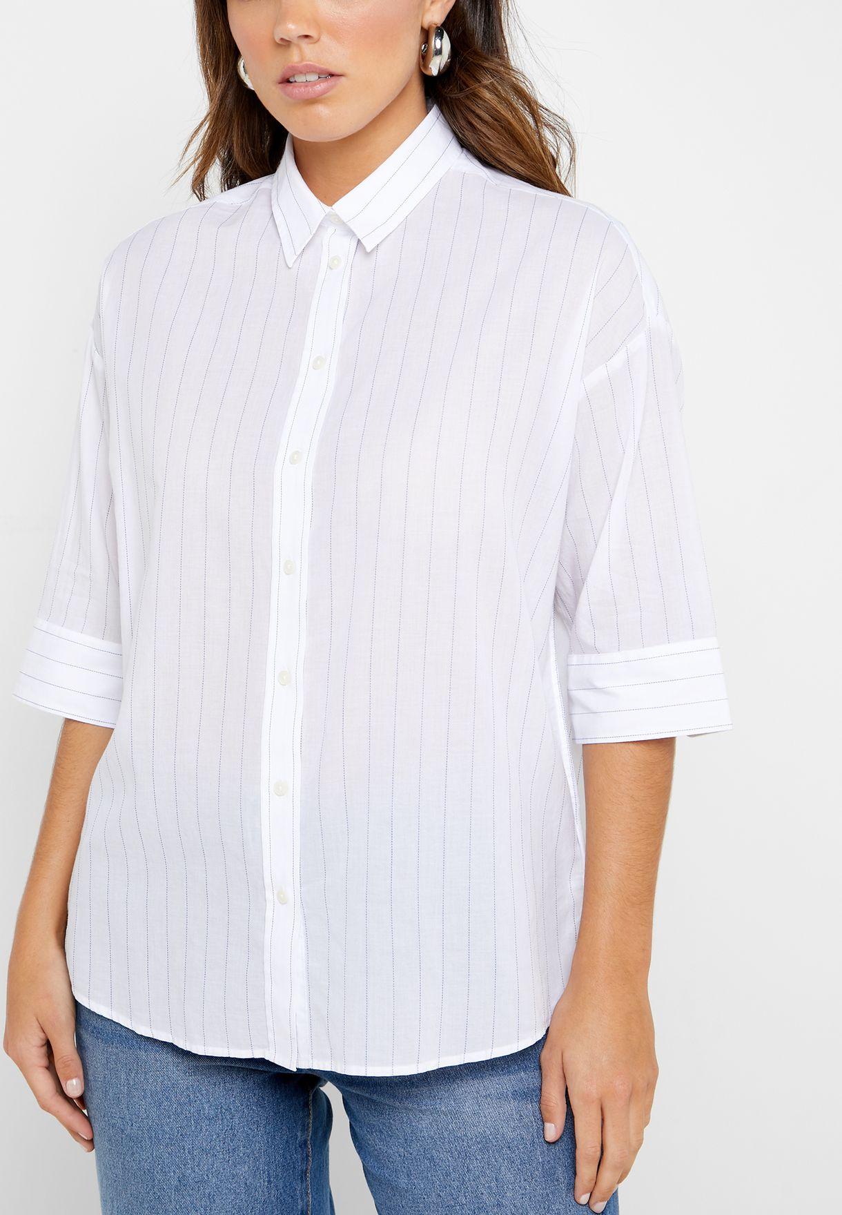 قميص مخطط