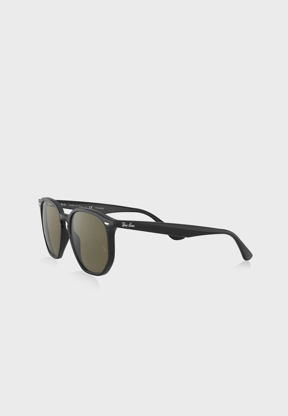 نظارة شمسية كبيرة الحجم
