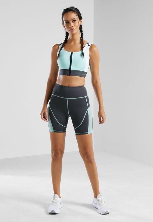 Long Training Shorts