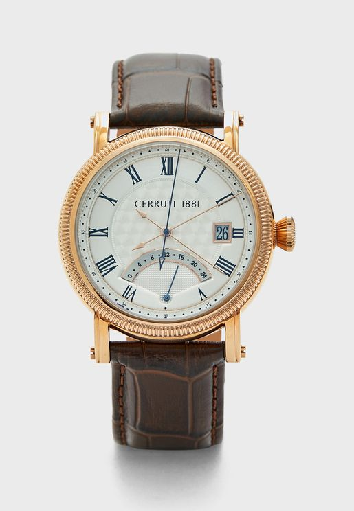 C CRWA26706 Caparrone Analog Watch