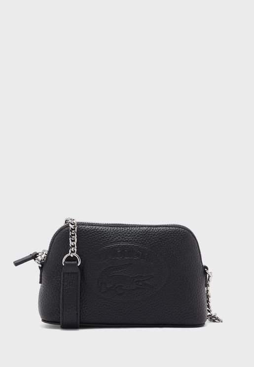 Croco Crew Crossbody