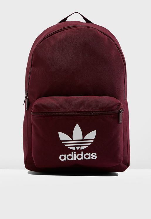 5a1a00757621f adicolor Classic Backpack. adidas Originals. adicolor Classic Backpack. 115  AED. Select a size to add to cart