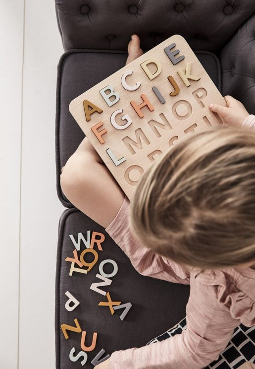 Kids Abc Alphabet Puzzle