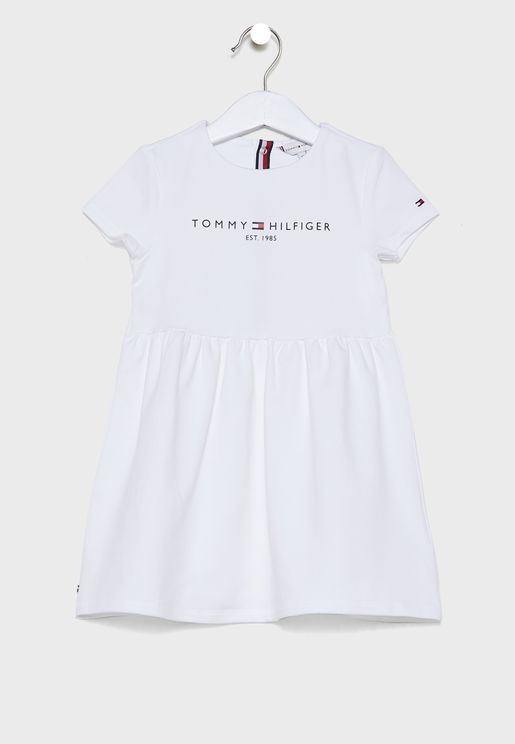 Infant Logo Dress