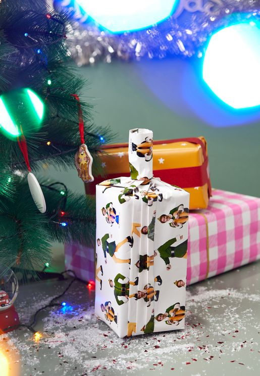 Elf Wrapping Paper Roll