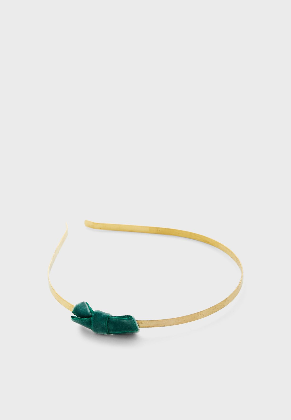 Kids Bow Detail Headband