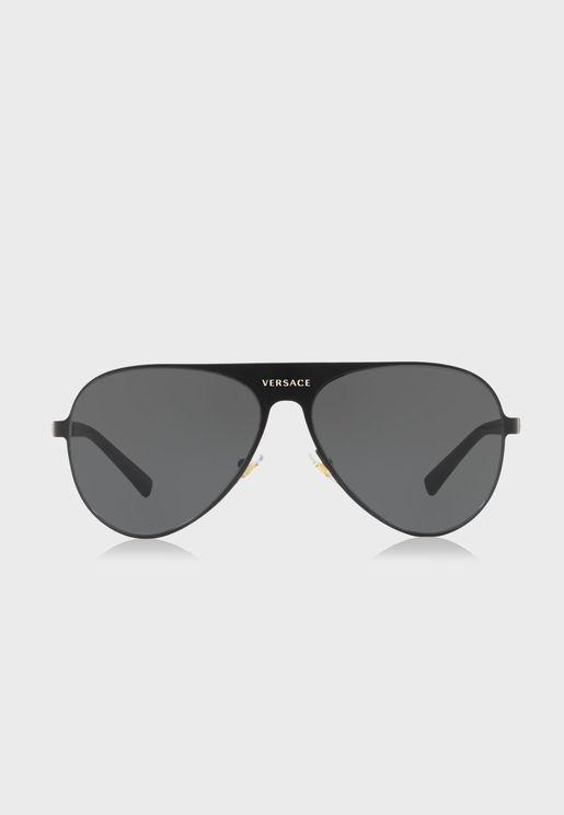 نظارة شمسية أفياتور 0VE2189