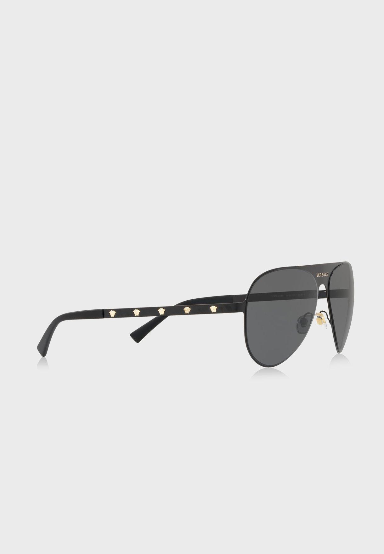0VE2189 Aviator Sunglasses