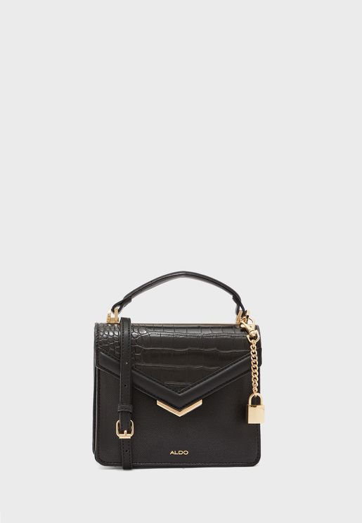 Iria Top Handle Flap Crossbody