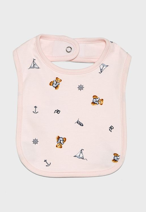 Kids Printed Bib