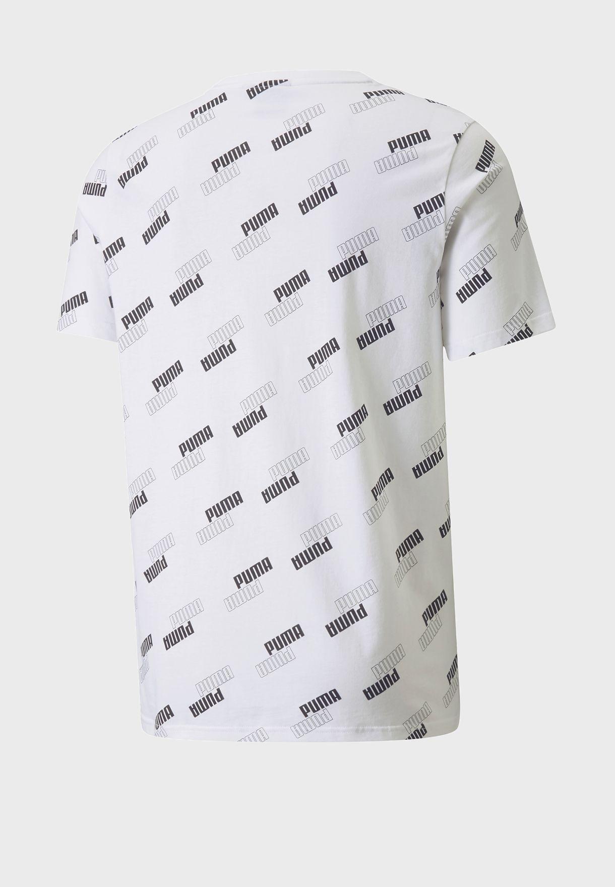 Power Aop T-Shirt
