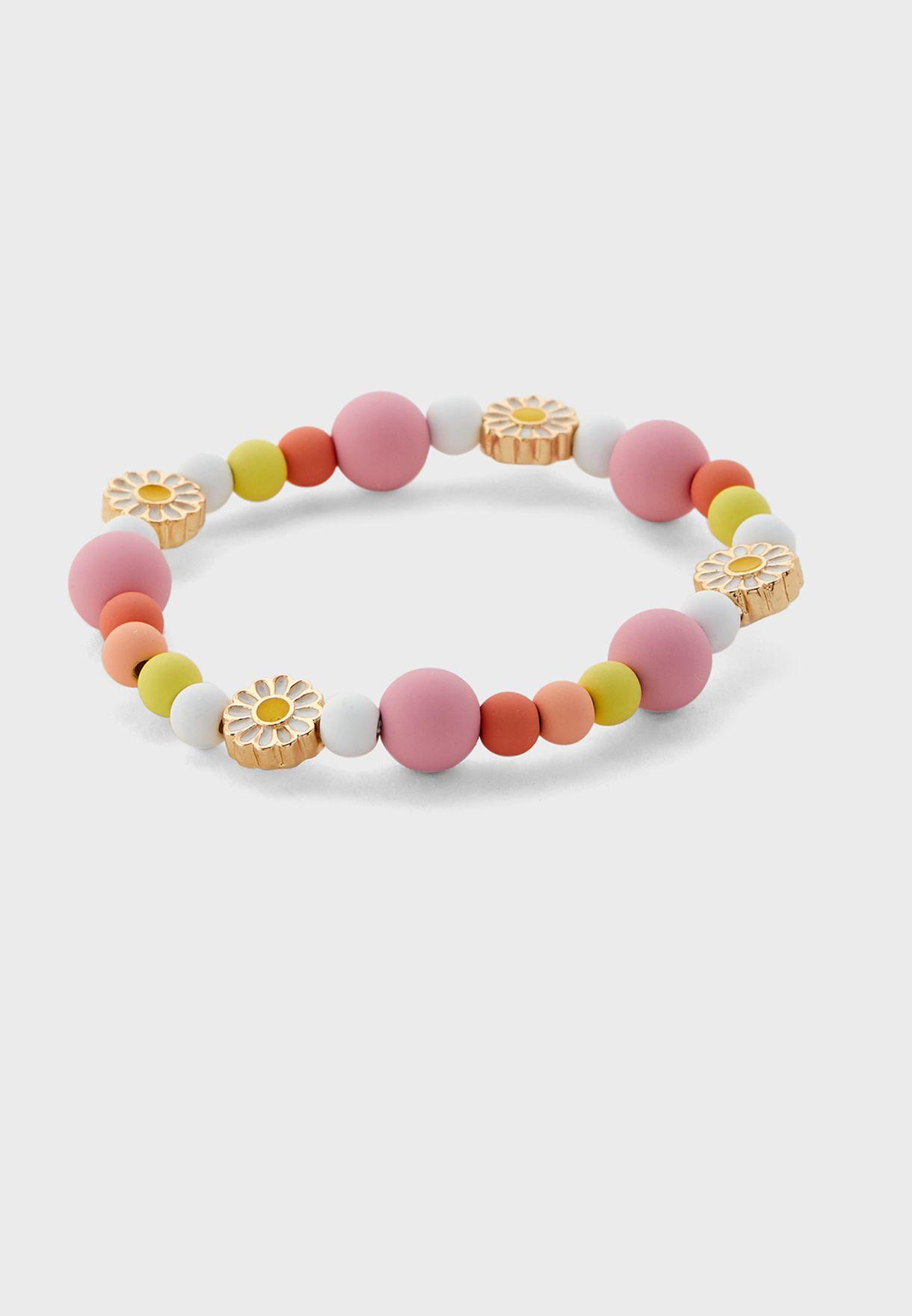 Kids Beaded Bracelet