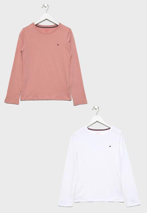 Teen 2 Pack Casual T-Shirt