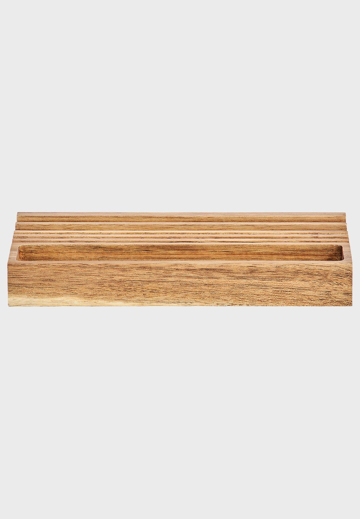 Wooden Desk Stationary