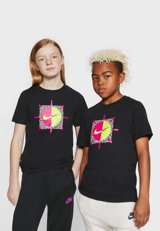 Youth NSW Beach Swoosh T-Shirt