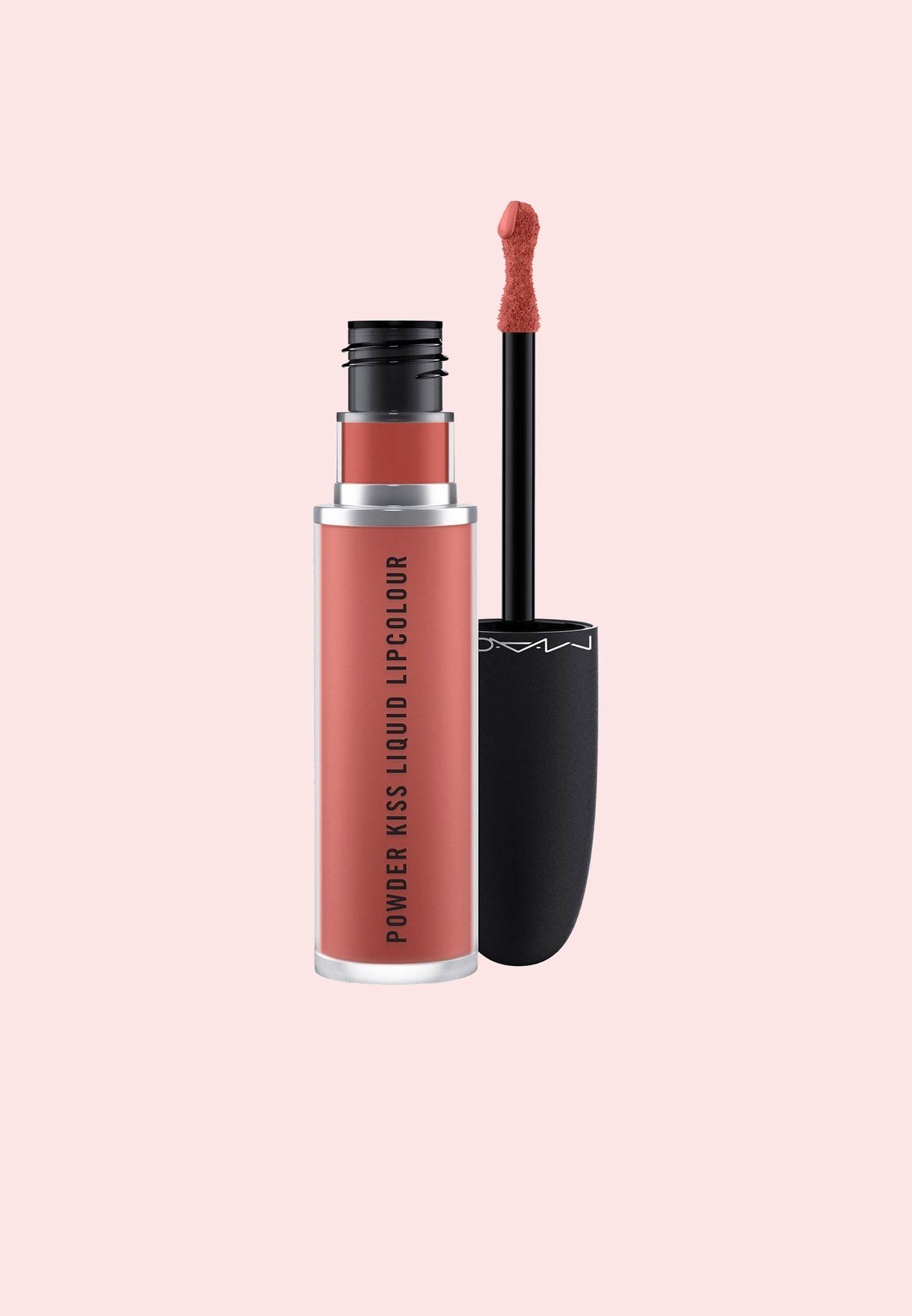 Powder Kiss Liquid Lipcolour - Mull It Over
