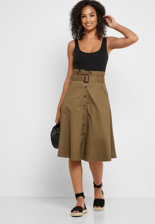 232367a88e Forever 21 Skirts for Women | Online Shopping at Namshi UAE