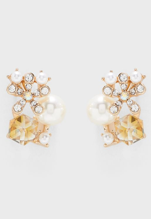 Nebesa Stud Earrings