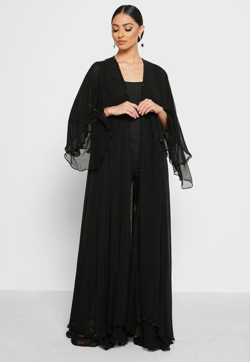 Embellished Abaya