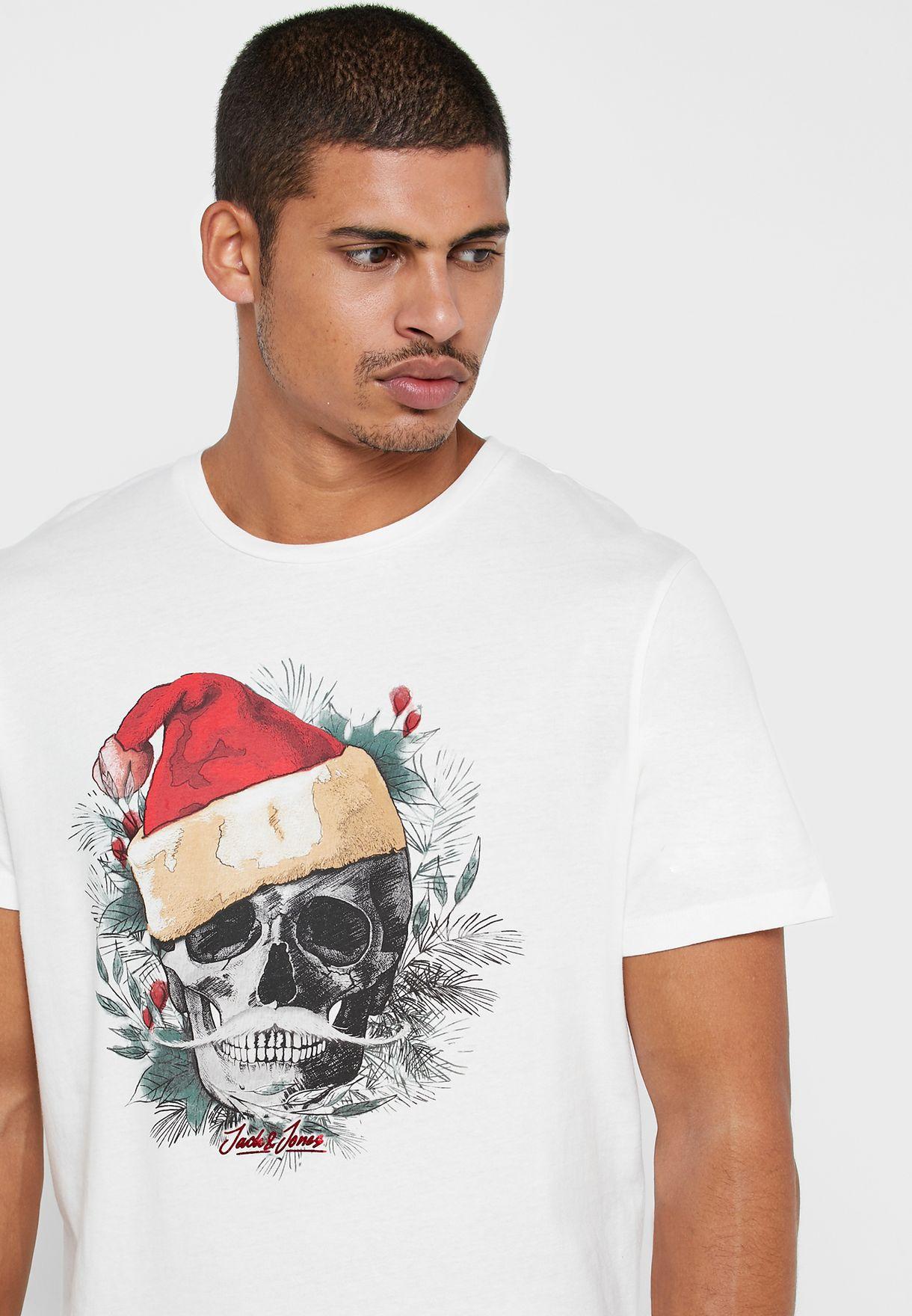 Kongo Regular Fit Crew Neck T-Shirt
