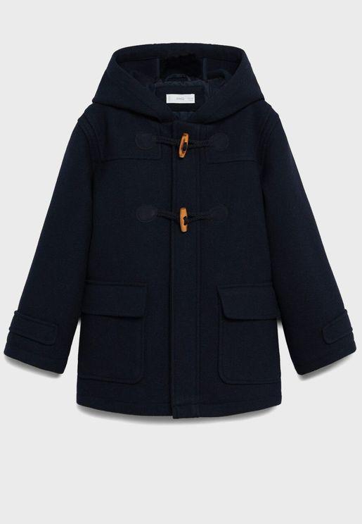 Kids Casual Jacket