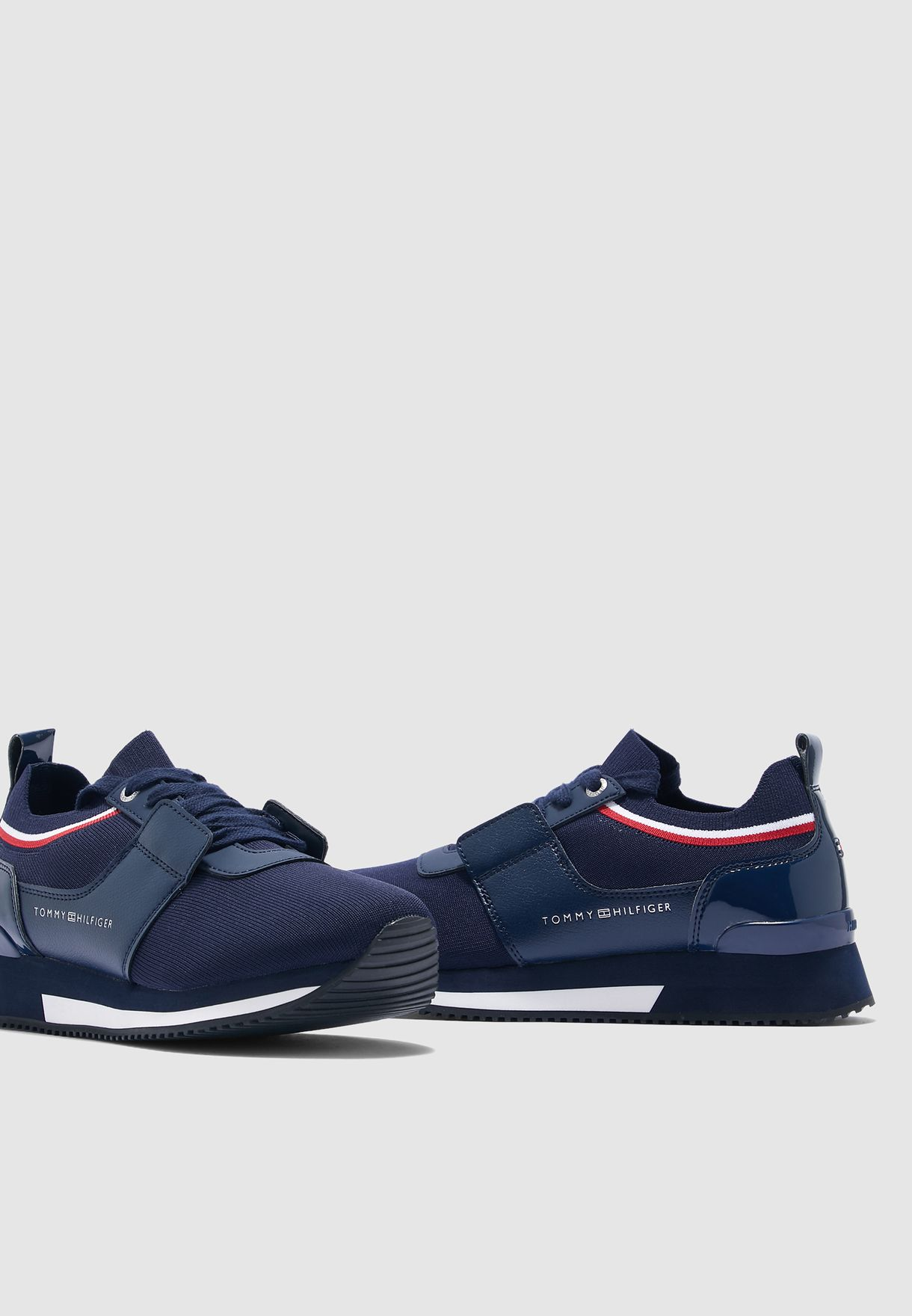 Tommy Hilfiger navy Knitted Sock Active