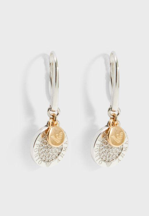 EG3377040 Signature Earrings